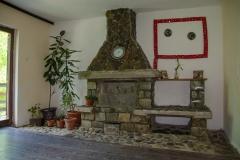 Соба за дневен престој - етно куќа Тео-Дор