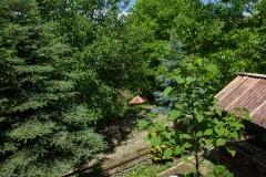 Поглед од етно куќа Тео-Дор