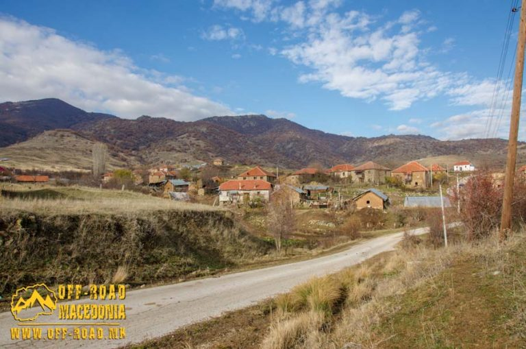 Крушевица (Krusevica) село во Прилепско Мариово