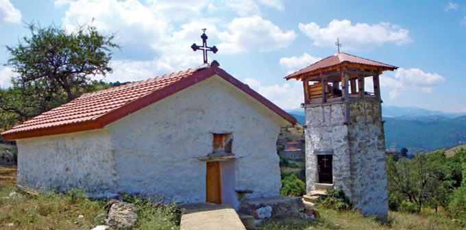 Св. Димитрија село Груниште