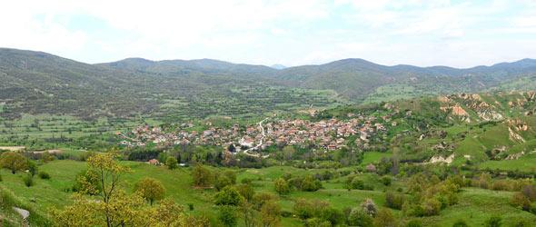 Витолиште (Vitoliste) село во Прилепско Мариово