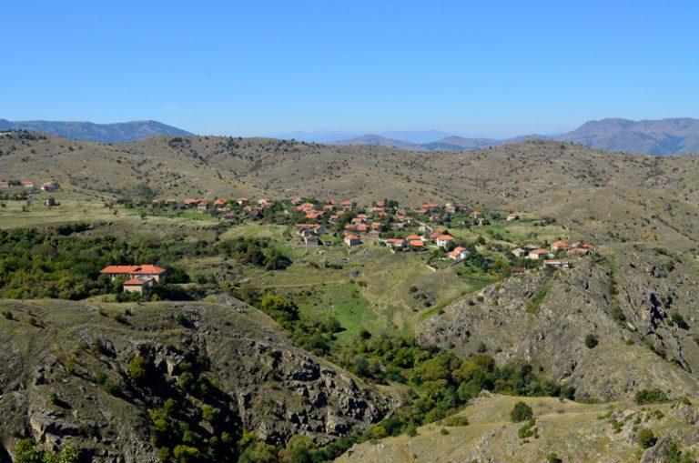 Тврдината Пешта во Мариово