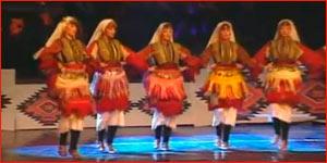 Глуво — Немо – Македонско Народно Оро