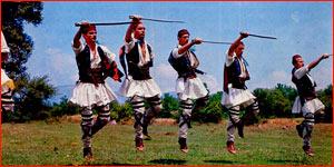 Арамиско – Македонско Народно Оро