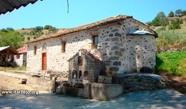 Извор – Манастир Св. Илија (Брен) во близина на с. Градешница