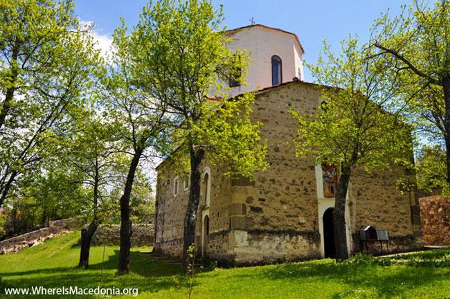 Манастир Св. Илија, с. Мелница, Мариово – фото галерија