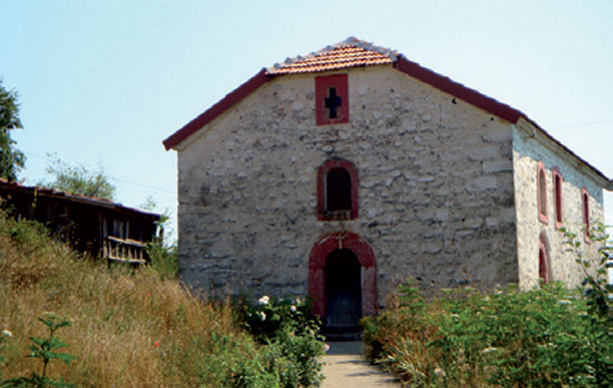 Св. Параскева (Св. Димитриј) село Рапеш