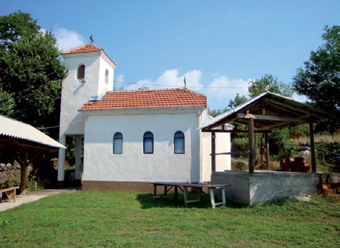 Манастир Св.Петка село Маково