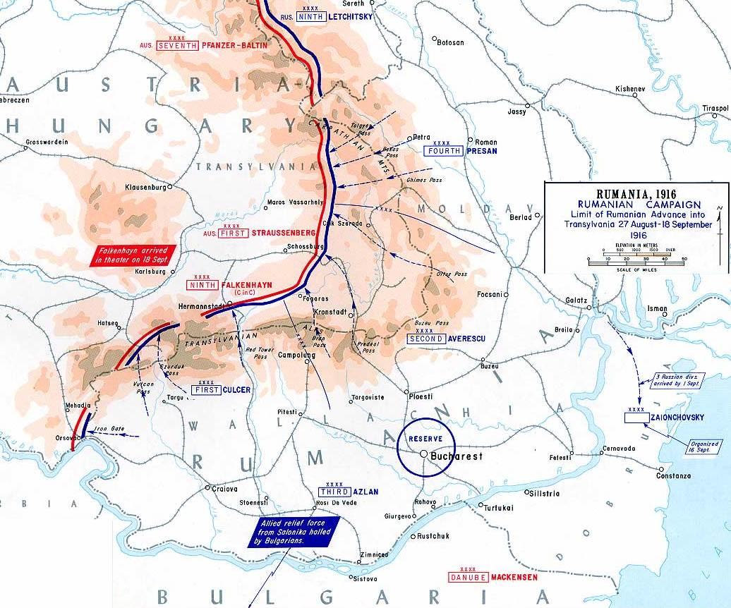 Romania WW1 1